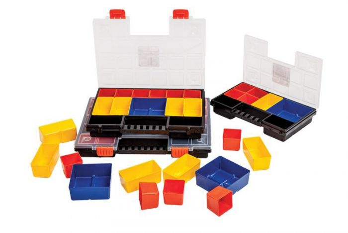 a9d5bbb2b ukládací box na drobné součástky materiál,krabička s boxy na  vyndání,krabičky na malé ...