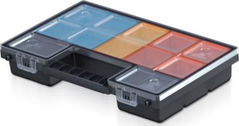 8ad4a5b2f ... ukládací box na drobné součástky materiál,krabička s boxy na  vyndání,krabičky na malé
