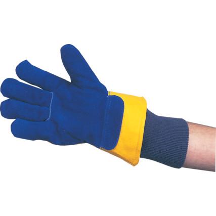 ... Teplé pracovní rukavice zateplené rukavice do zimy do chladného  prostředí zimní pracovní rukavice f02ded9a36