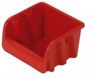 6781c277f ukládací box malý, krabička stohovatelná na šroubky, krabička na spojovací  materiál, skladová krabička 7,5 x 10,8 x 11,5 cm Curver Box skladovací P-1  11 x ...